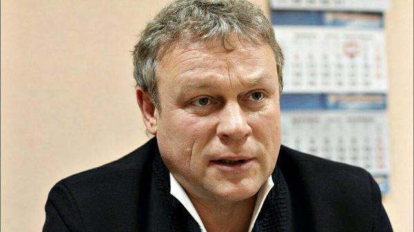 Сергей Жигунов, фото:Яндекс.Дзен