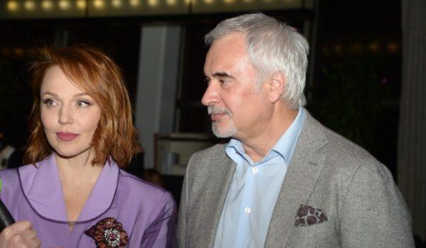 Валерий Меладзе и Альбина Джанабаева. Фото dni.ru