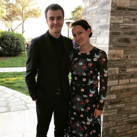 Иван Абрамов с женой. Фото 360tv.ru