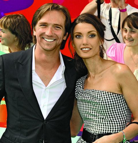 Пётр Красилов и Ирина Шебеко. Фото starhit.ru