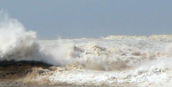 Последний кадр смертельной волны