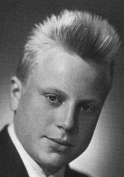 Юрий Богатырёв в молодости