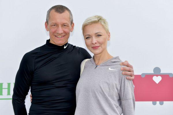 Дарья Повереннова и Андрей Шаронов