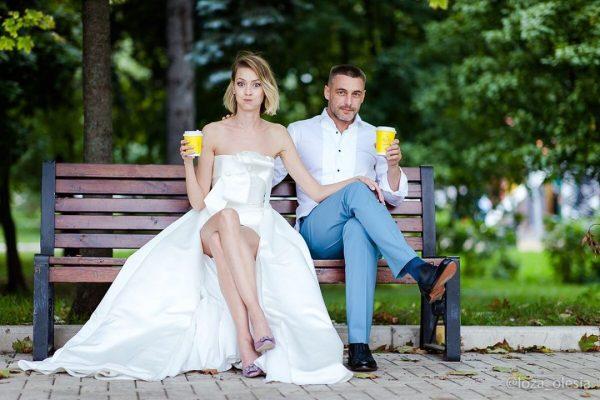 Евгения Лоза и Антон Богатырёв