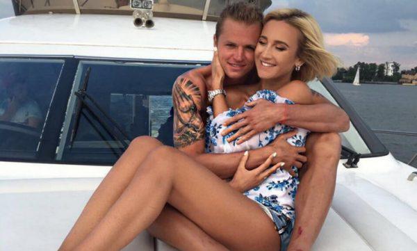 Ольга и Дмитрий когда-то были счастливы вместе
