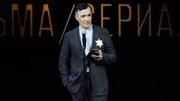 Егор Бероев на церемонии «ТЭФИ»