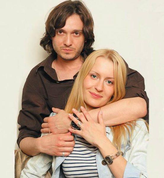 Андрей Барило и Александра Солянкина