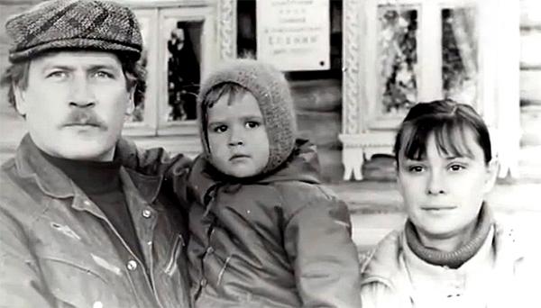 Борис Невзором с Анастасией Ивановой и дочкой