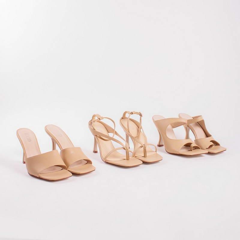 Fashionable heel