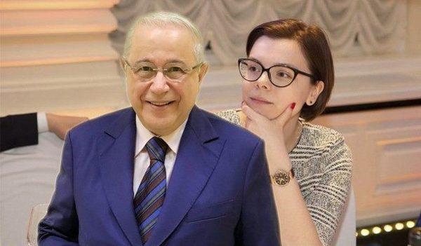 Евгений Петросян и Татьяна Брухунова, фото:kadara.ru