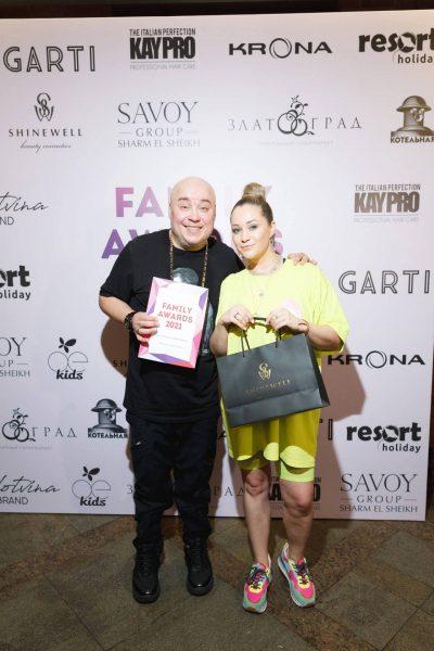 Доминик Джокер и Екатерина Кокорина, фото:cetre.ru
