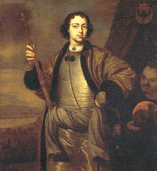 Фобии Петра Великого