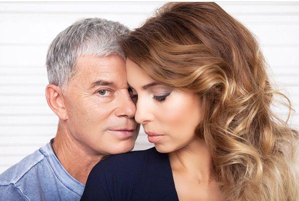 Олег Газманов с женой. фото:new-magazine.ru