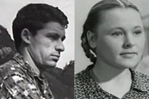 Юрий Григорьев и Раиса Рязанова