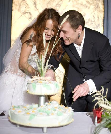 Марина Абросимова и Алексей Луговцов
