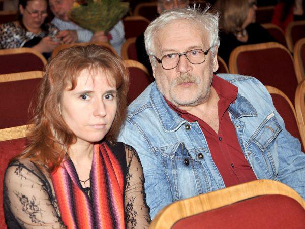 Борис Невзоров и Елена Хрипунова. Фото mybryansk.ru