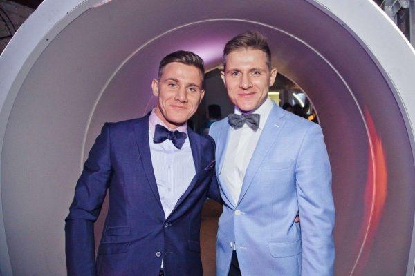 Григорий и Алекс Малиновские