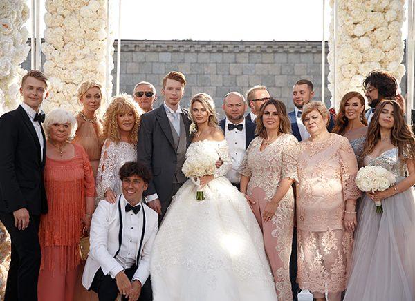 Свадьба Никиты Преснякова и Кати Красновой. Фото uznayvse.ru