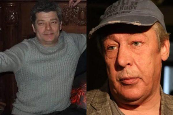 Михаил Ефремов и Сергей Захаров, фото:news.myseldon.com