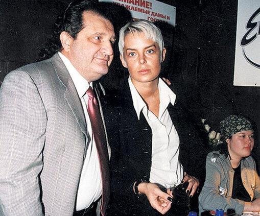 Шабтай и Анастасия Калманович