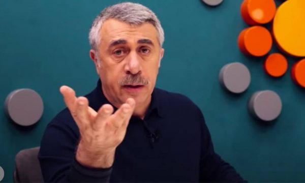 Доктор Комаровский. Фото iz.ru