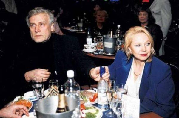 Борис Невзоров и Алла панова. Фото muzh-zhena.ru