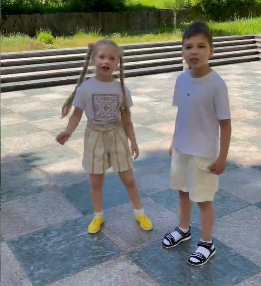 Лиза и Гарри Галкины. Фото Инстаграм