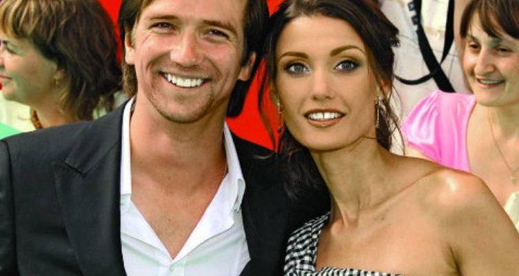Красилов с женой