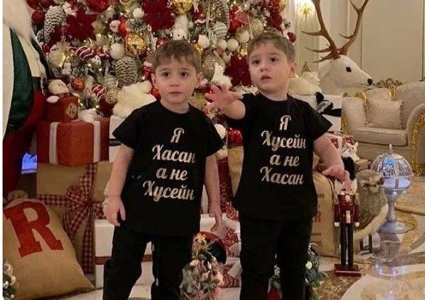 Хасан и Хуссейн Кадыровы