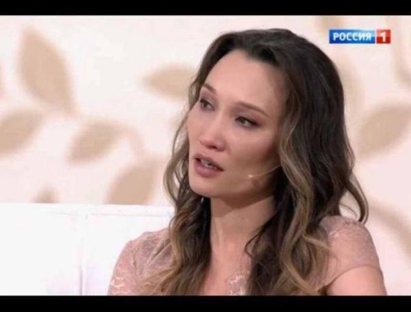 Екатерина Белоцерковская. Фото: кадр из программы «Судьба человека»