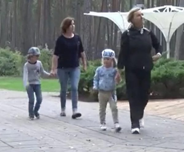Няни детей Пугачевой