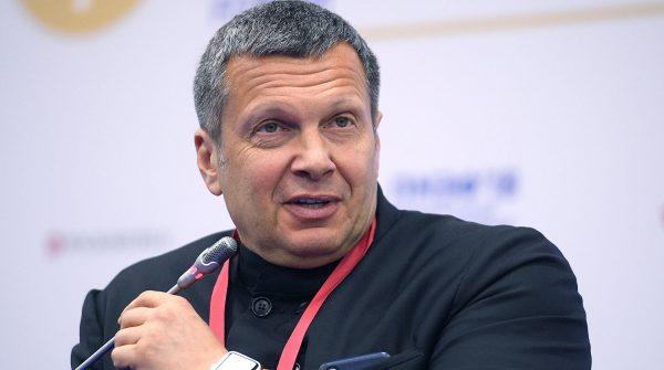 Владимир Соловьёв, фото:tvcenter.ru