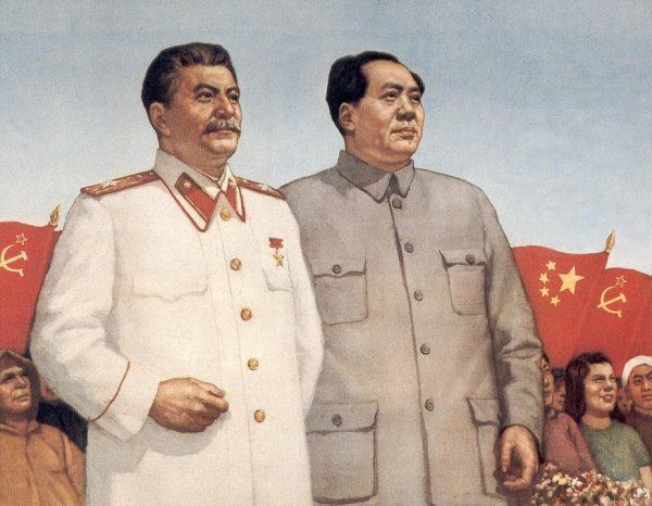 Иосиф Сталин, Мао Цзэдун