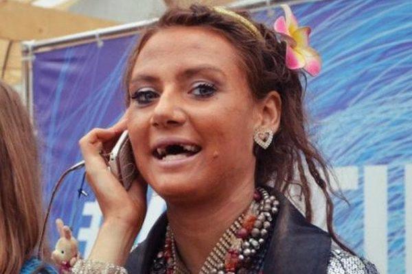 Светлана Яковлева по телефону
