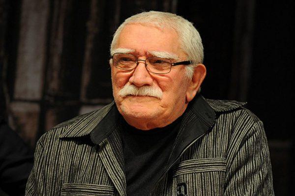 Армен Джигарханян в старости
