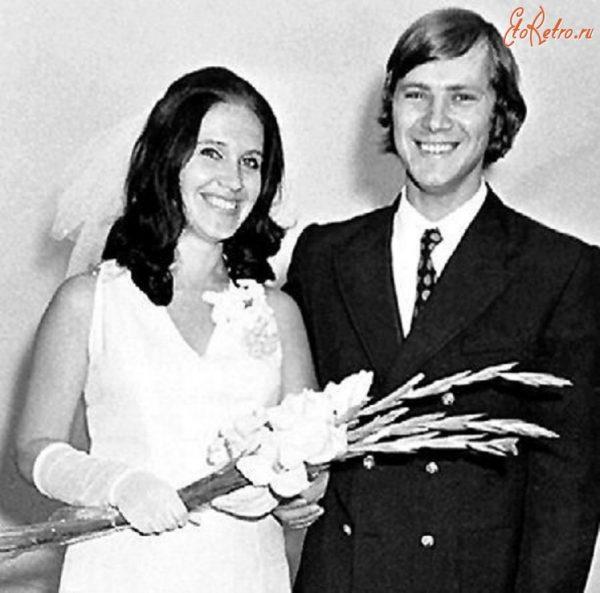 Свадебное фото Надежды Бабкиной