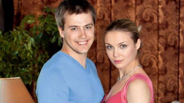 Иван Жидков и Татьяна Арнтгольц