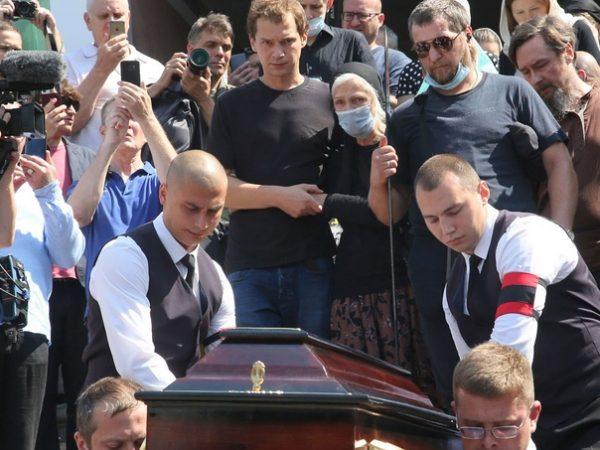 Похороны Мамонова