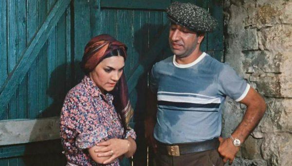 Фрунзик Мкртчан с женой