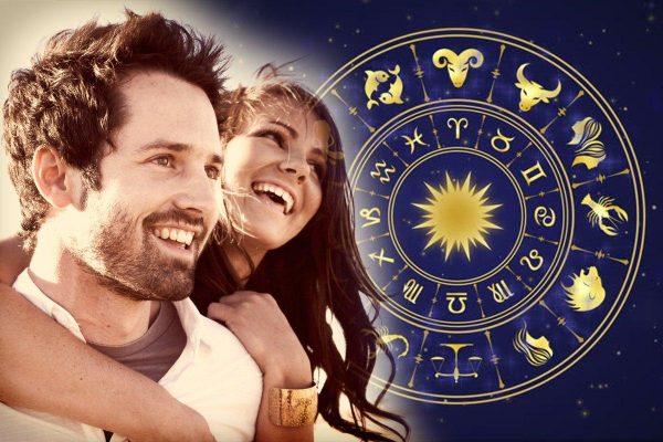 Влюбленные и гороскоп