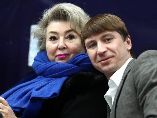 Тарасова и Ягудин