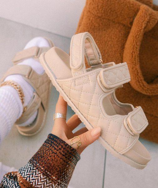 Самые модные женские сандалии 2021 - фото стильной обуви на летний сезон, последние тенденции и тренды