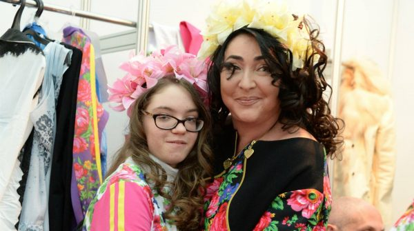 Лолита Милявская с дочерью, фото:vladtime.ru