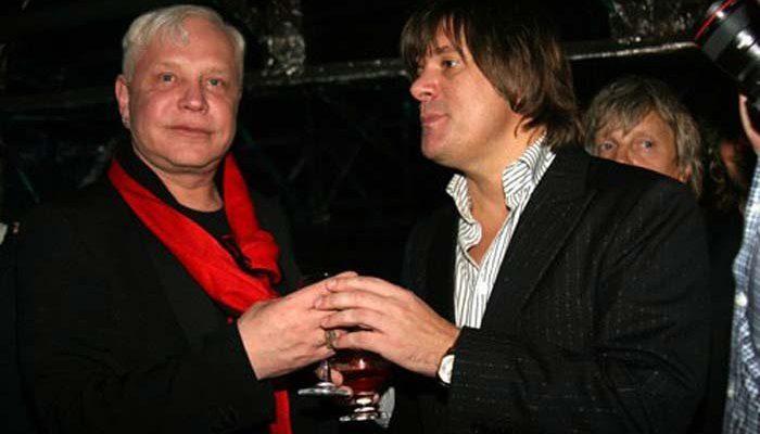 Броис Моисеев и Николай Трубач в 2020 году. Фото vladtime