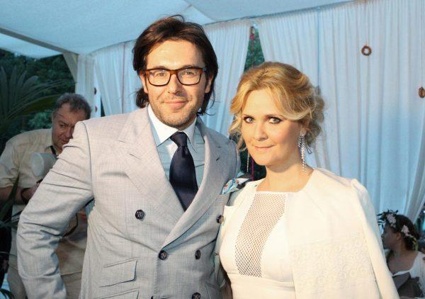 Андрей Малахов и Наталья Шкулёва, фото:tvcenter.ru