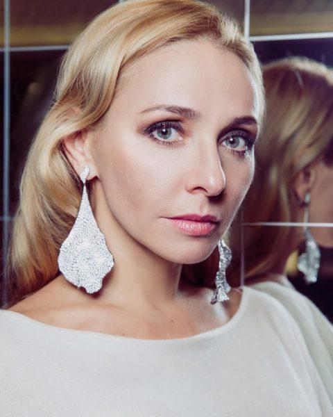 Татьяна Навка, фото:almode.ru