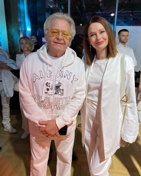 Юрий Антонов и Ирина Безрукова
