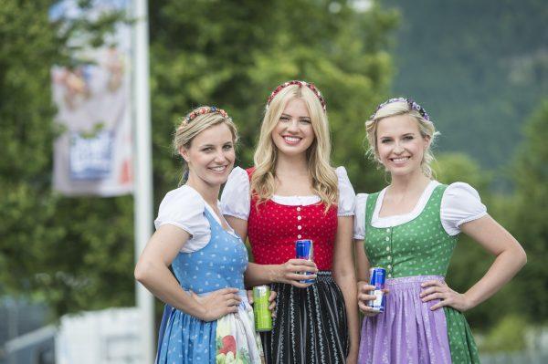 австрийские девушки,
