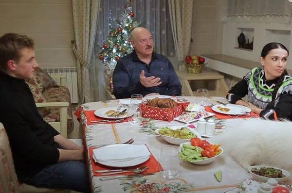 Николай Лукашенко, Александр Лукашенко, Наиля Аскер-заде