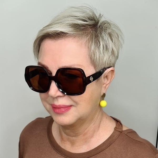 Самые модные стрижки на короткие волосы для женщин 45-50 лет. Фото стильных образов, последние тенденции и тренды
